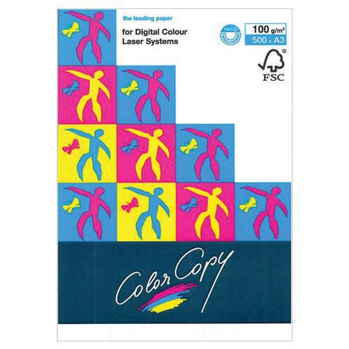 Color Copy Recycled Paper A3 100gsm White Ream of 500 Sheets (Pack of 1 Ream)  Ref CCW1024