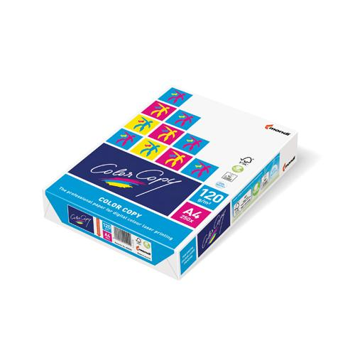 Color Copy White 120gsm A4 Printer Paper Ream of 250