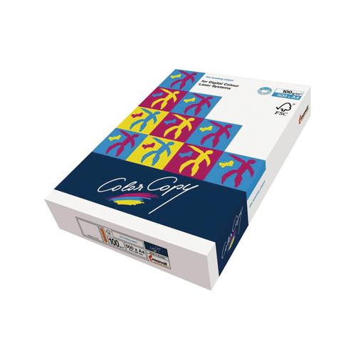 Color Copy White 160gsm A4 Recycled Printer Paper Ream of 250
