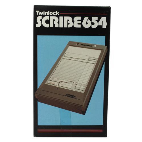 Twinlock Scribe Register P654 71000