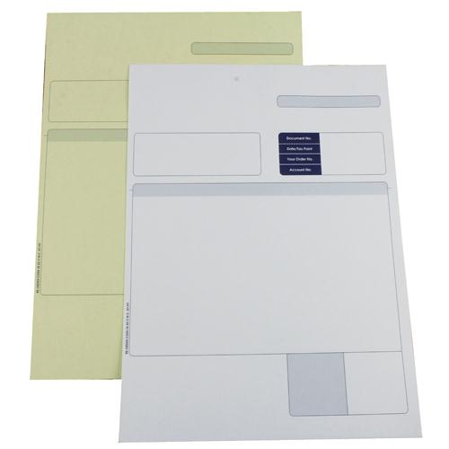 Sage Compatible Invoice Collated 2-Part Pk 500 SE82