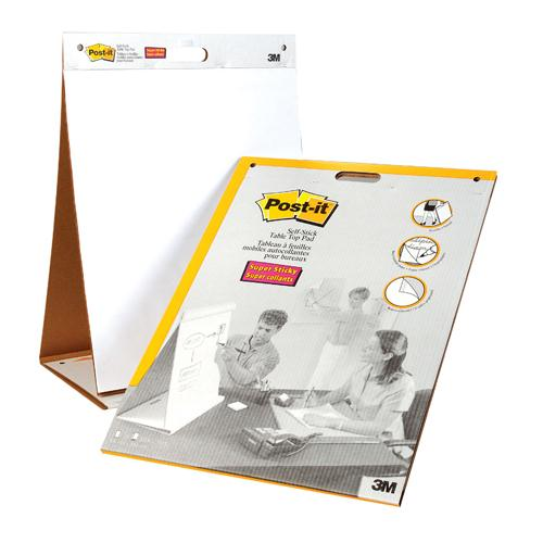 Post-it Table Top Easel and Pad 563