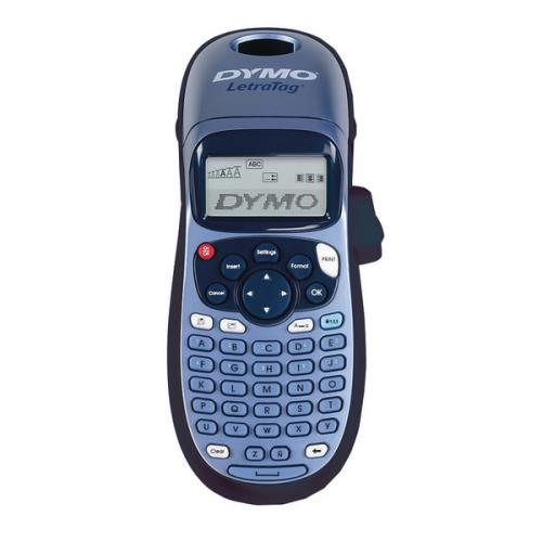 Dymo Letratag LT-100H Label Maker Blue Blister Pack S0883980