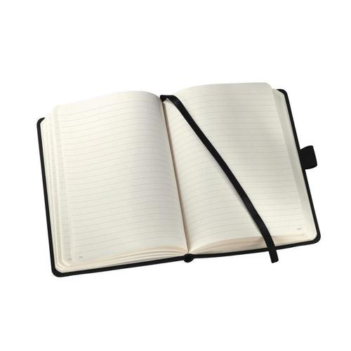 Sigel Conceptum Notebook Lined 148x213x20mm Black CO122