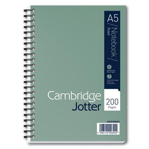 JD A5 Jotter