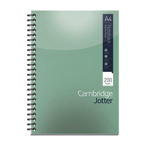 Cambridge Jotter Notebook A4 Wirebound 200 Pages Ref 400039062