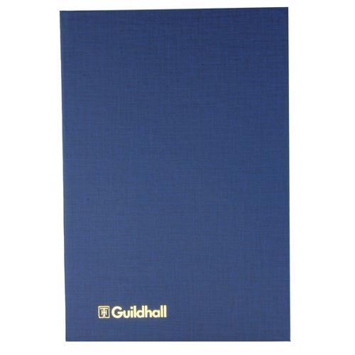 Guildhall Account Book 80 Pages 4 Cash Columns 31/4 1016