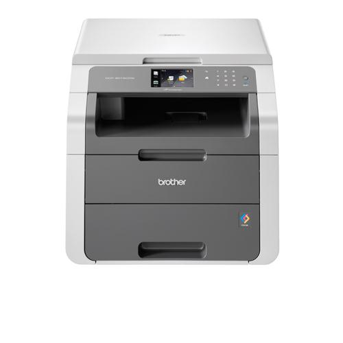 Brother DCP-9015CDW All-In-One Colour Laser Printer