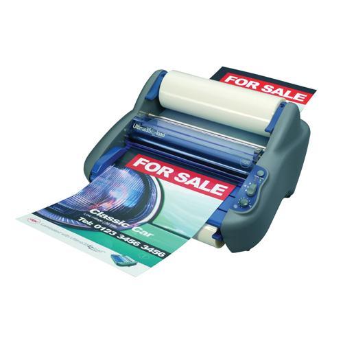GBC RollSeal Ultima 35 Ezload Roll Laminator 1701660
