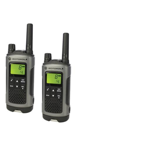 Motorola talker t80 two way radio