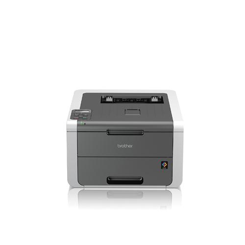 Brother HL-3140CW Colour Laser Printer Grey HL3140CWZU1