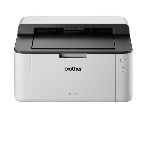 Brother HL-1110 Mono Laser Printer White HL1110