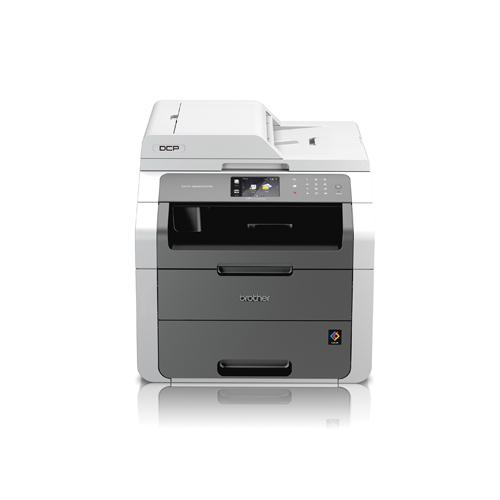 Brother DCP-9020CDW Colour Laser All-in-One Printer White DCP9020CDW