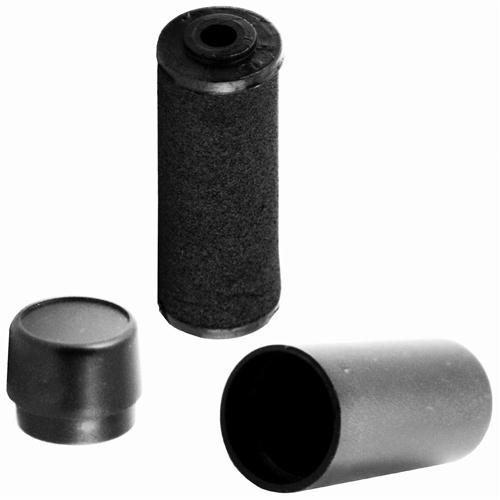 Avery Replacement Ink Roller Pk 5 Black HLIR5