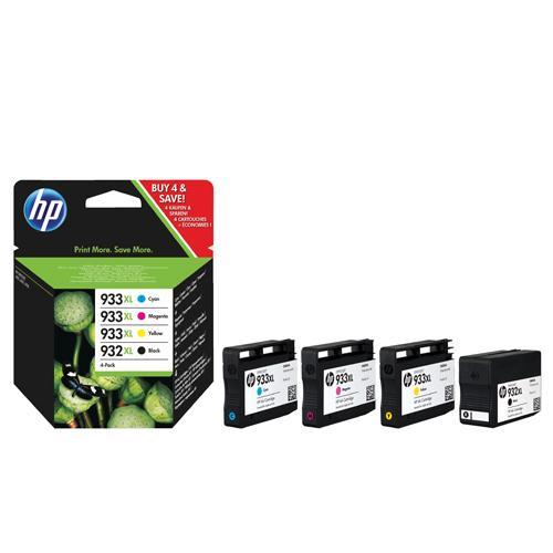 HP Ink Cartridge Cyan/Magenta/Yellow/Black Ref C2P42AE