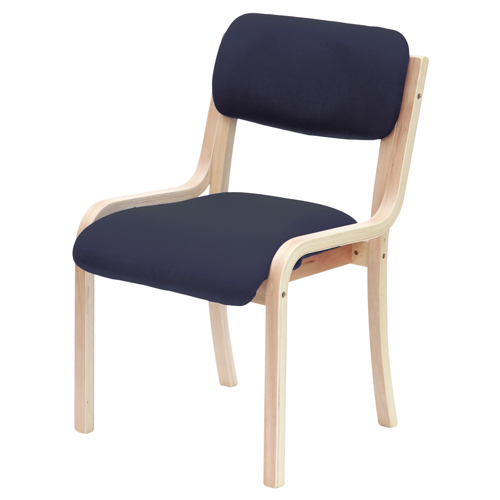 Turner Chair Beechwood Black TU1/CHA Each