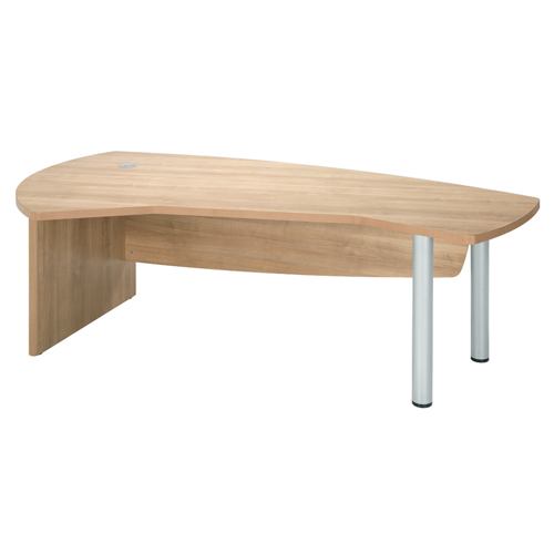 Left Handed E Space Executive Desk 2200x1190x750mm