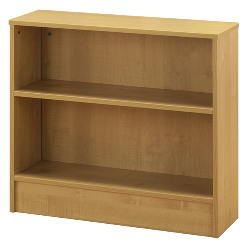 Workmode Bookcase including 1 Shelf - 800mm High
