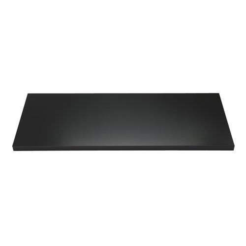 Bisley Contract Cupboard Dual Purpose Shelf Black Ref E198P1/BLK