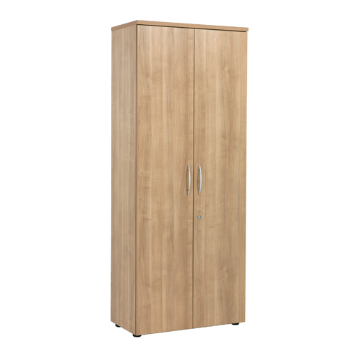 Over 1200mm High E Space High Cabinet with Wooden Doors Ref ZES624CAP