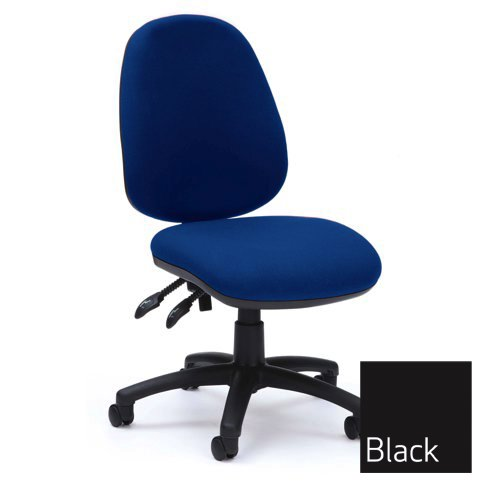 Prism High Back Operator Chair with Permanent Contact