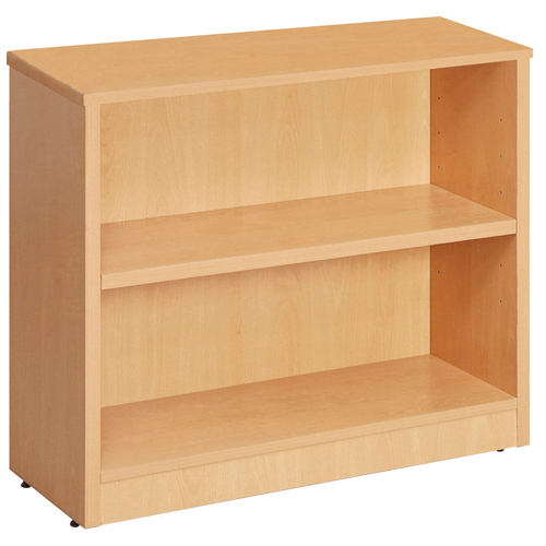 Fraction Plus Bookcase including 1 Shelf - 800mm High
