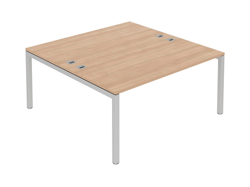 Fraction Double Bench 1400x1200x725mm