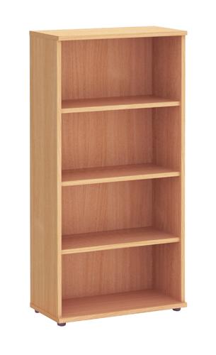 Fraction Plus Bookcase 2000mm 4 Shelves Each