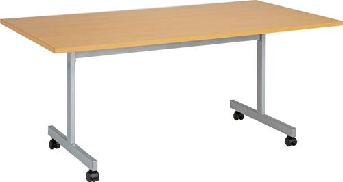 One Eighty Rectangular Flip Top Meeting Table