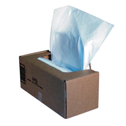 Fellowes Powershred Waste Bag Pk 50 36056