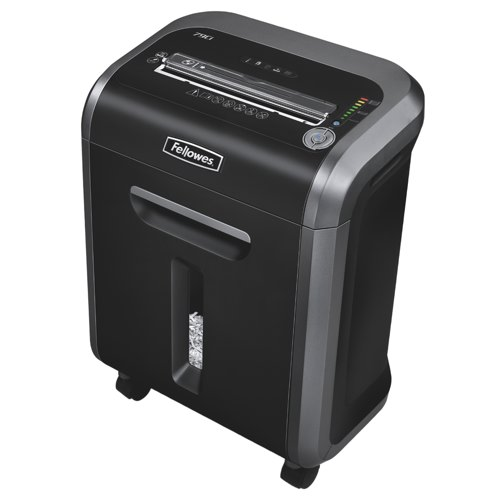 Fellowes 79Ci Cross-Cut Shredder Ref 4679101
