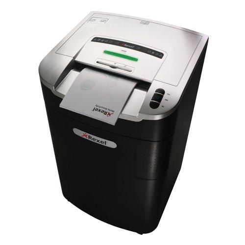 Rexel RLX20 Shredder Confetti Cut 2102446 Each