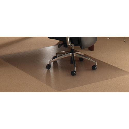 Floortex Polycarbonate Carpet Chairmat 1115223ER