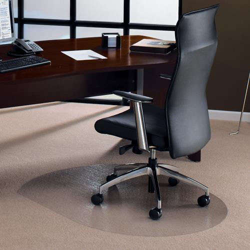 Floortex Polycarbonate Carpet Chairmat 119923SR