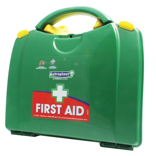 Astroplast Green 10 Person First Aid Kit