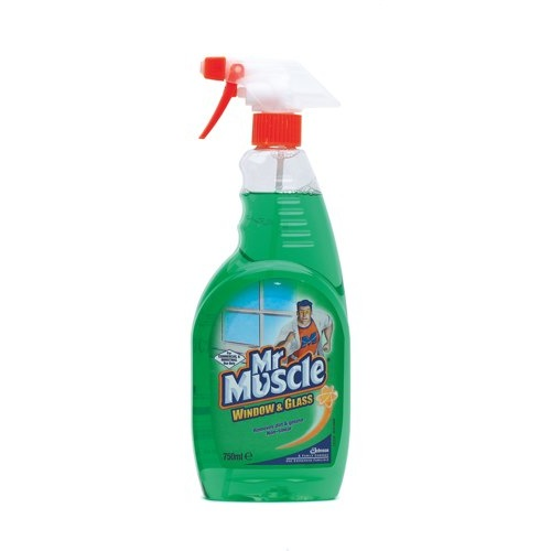 Mr Muscle Window & Glass Cleaner 750ml (Pack of 1) Ref 7516583