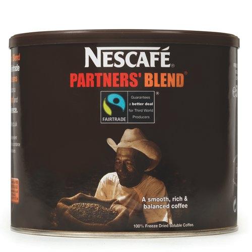 Nescafé Partners Blend Instant Coffee 500g
