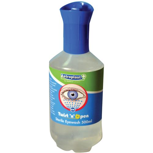 Astroplast Sterile Eye Wash 500ml Pk 2 2405093