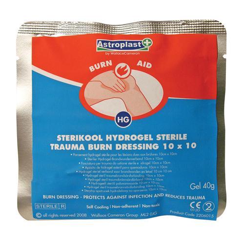 Astroplast Burns Dressing 10X10 Pk 10 2203029