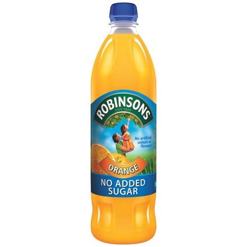 Robinsons Orange Squash 1L Bottle
