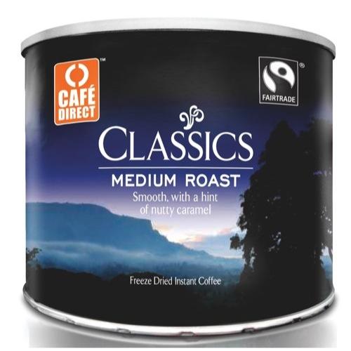 Café Direct Classics Medium Roast Instant Coffee 500g