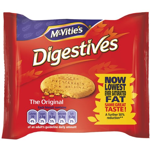 McVitie's Digestive Twin Pack Biscuits Pack of 48
