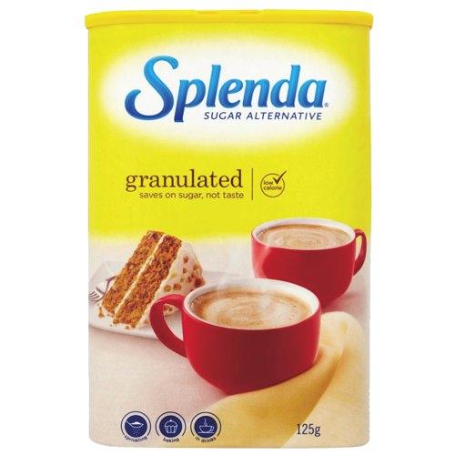 Splenda Sweetener 125g