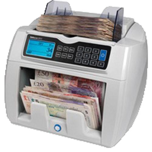 Safescan 2685-S Note Counter Counterfeit Detect 112-0511