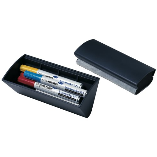 Legamaster Whiteboard Assistant Container and Eraser in One Ref 1225-00