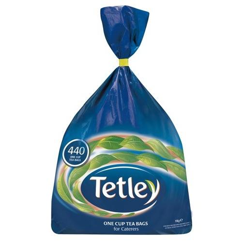 Tetley One Cup Tea Bags Pack of 440