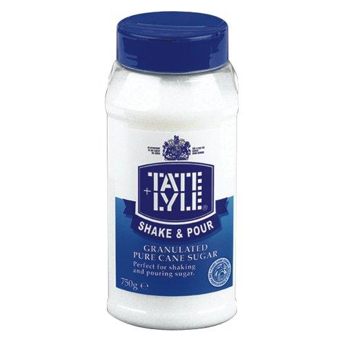 Tate & Lyle Shake and Pour 750g Sugar Jar