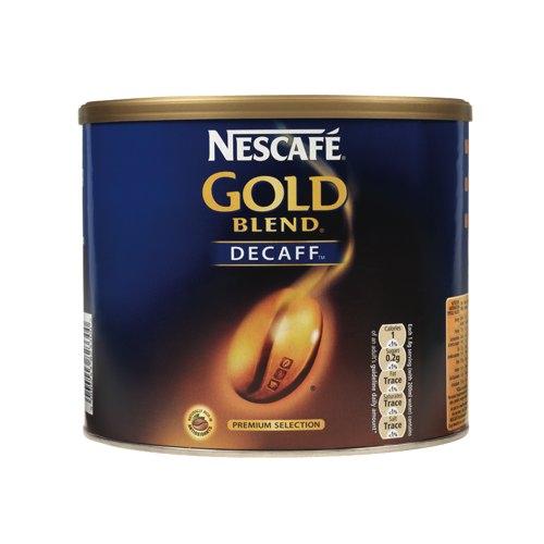 Nescafé Gold Blend Decaffeinated Instant Coffee 500g