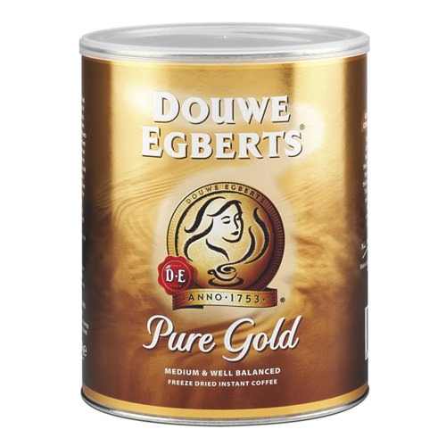 Douwe Egberts Pure Gold Medium Roast Instant Coffee 750g