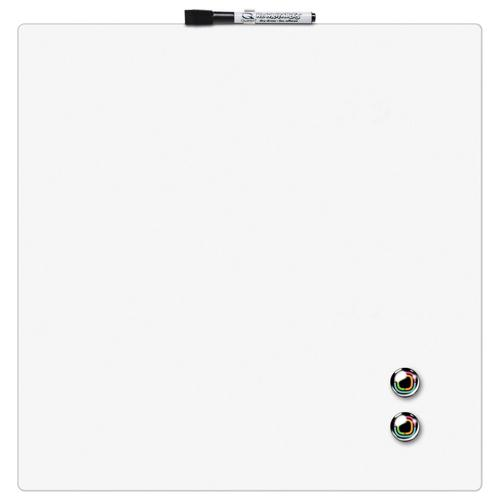 Rexel Magnetic Tile 360 x 360mm White 1903802